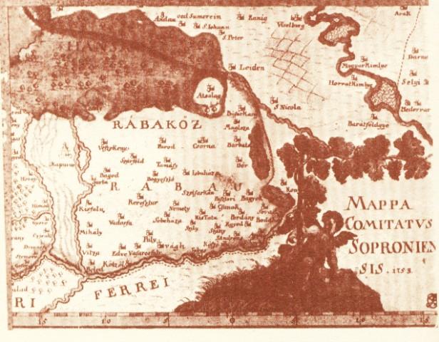 kapuvár térkép Kapuvár kapuvár térkép